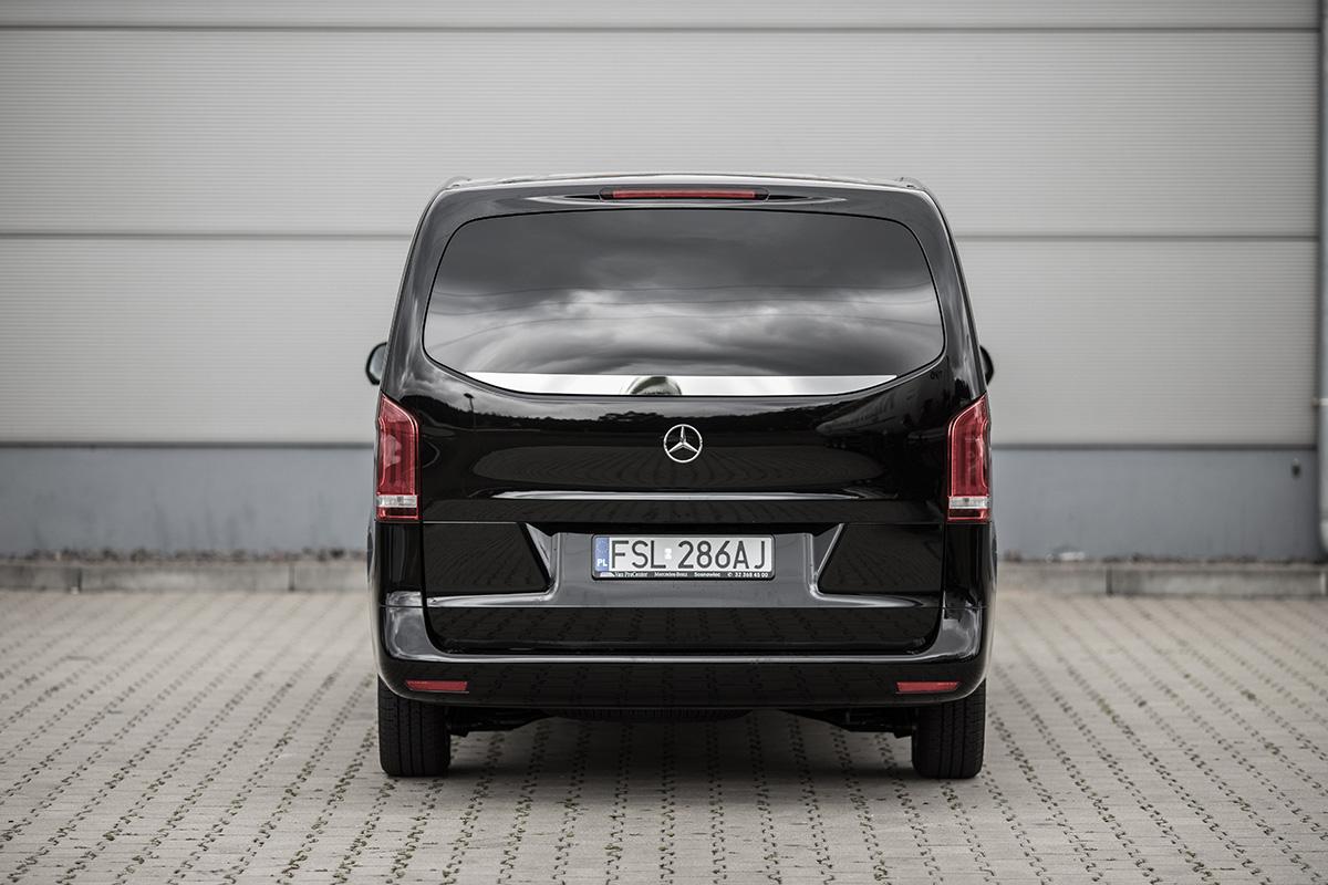 Mercedes Vito 111cdi 2018 zabudowa TYP A