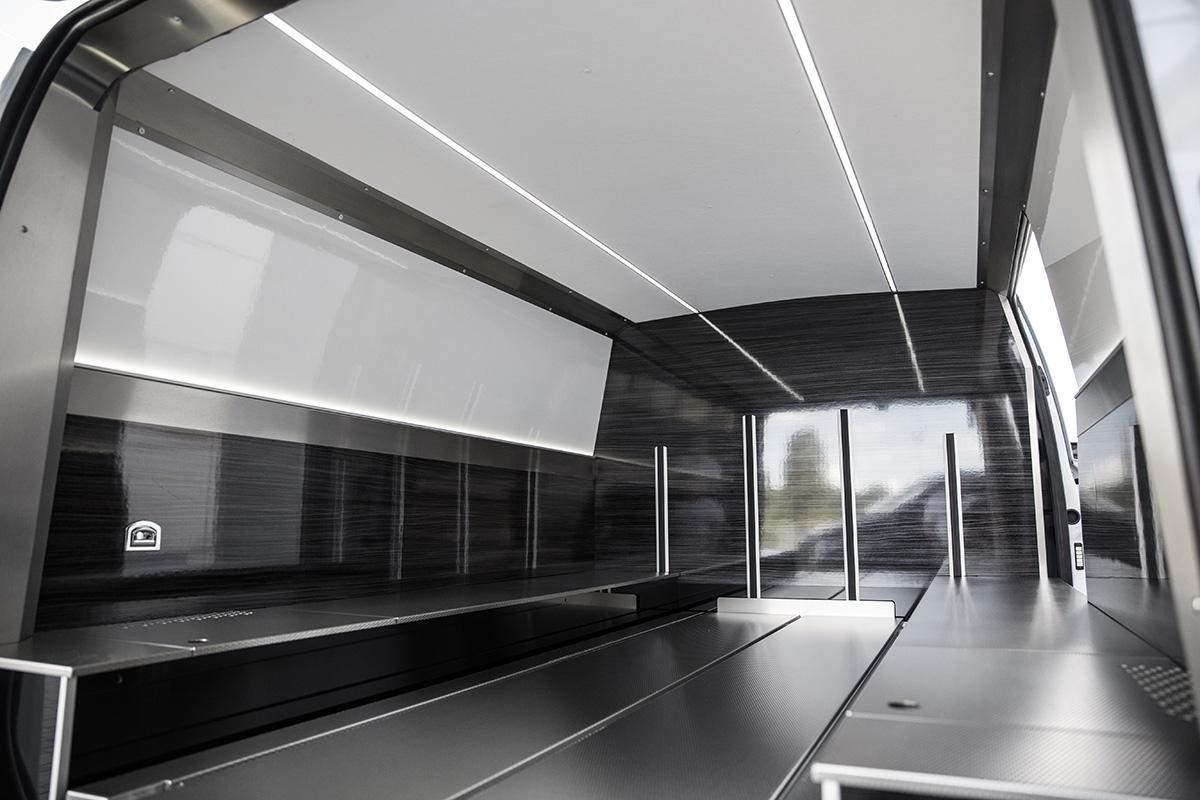 Mercedes Vito 116cdi 2018 zabudowa TYP A
