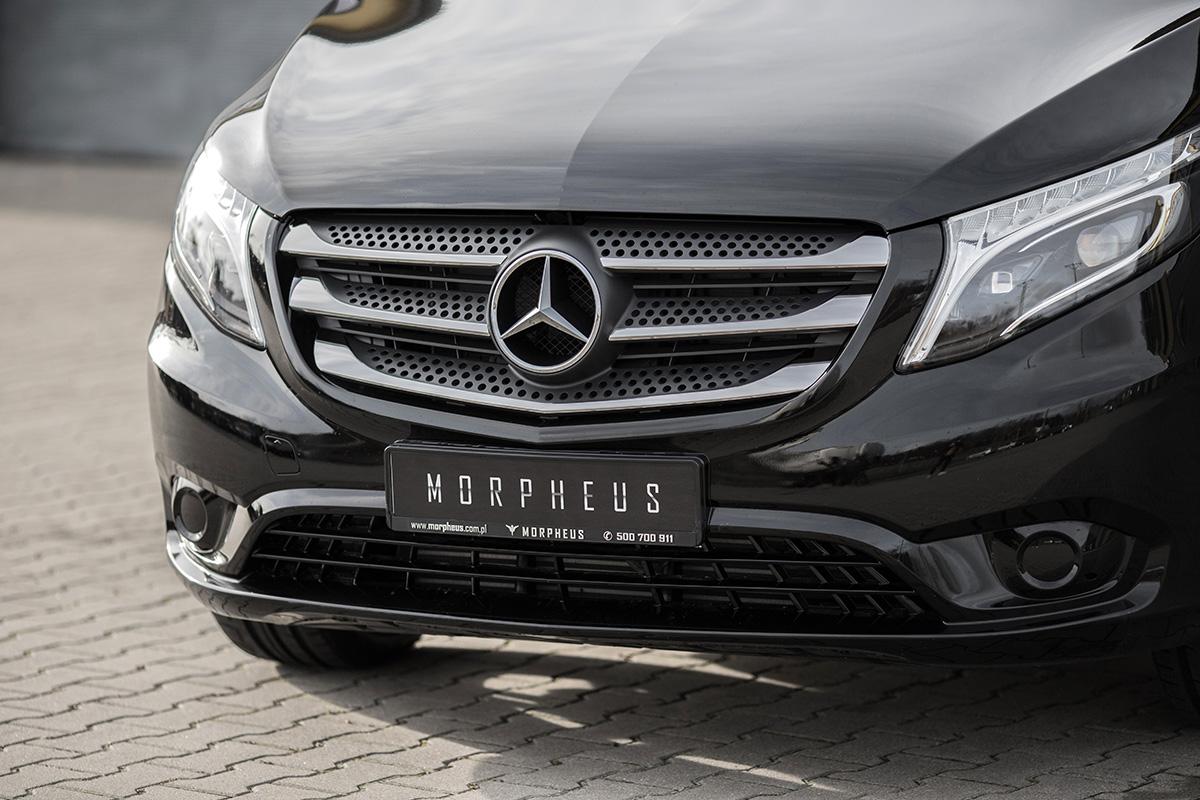 Mercedes Vito 114 cdi Zabudowa TYP A winyl
